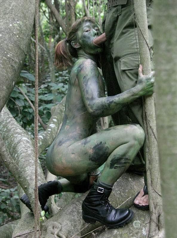 Primitif Women Fuck In Jungle 15