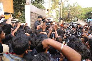 Tamil Actor Simbu (Silambarasan) Press Meet on Jallikattu Issue  0008.JPG