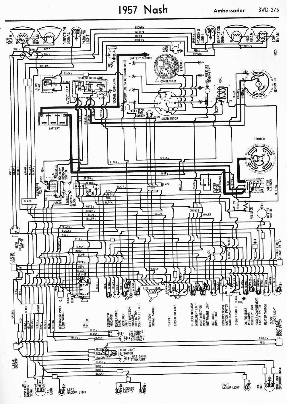 1948 Packard Wiring Diagram Will Be A Thing Images Gallery