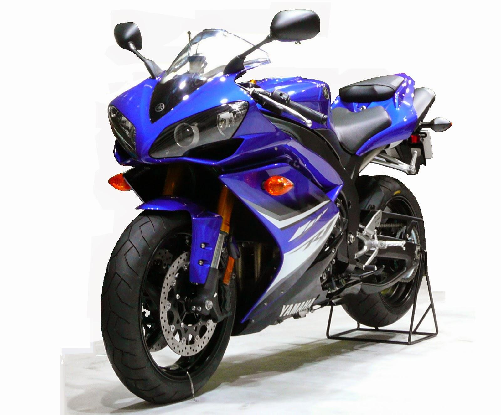 The Yamaha YZF-R1