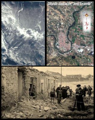 Resulta difícil entender cómo un bombardeo de esa magnitud quedó relegado en la historia, mientras que otros, como el de Gernika, están tan presentes...