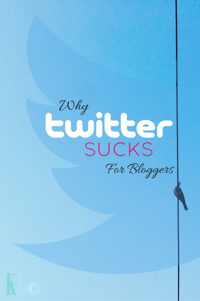 Why Twitter Sucks for Bloggers and Content Producers and how to make it fun again