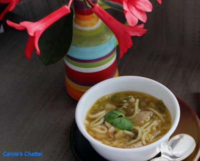 Carole's Chatter: Chicken Noodle Soup