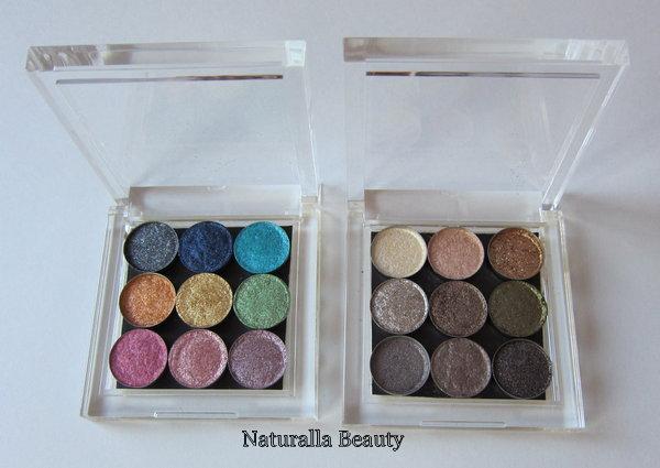 DIY Experiments in Pressing Eye Shadow - Naturalla Beauty