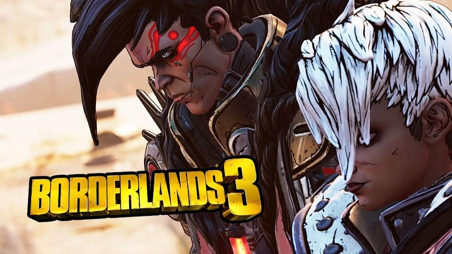 borderlands 3 gearbox software 2K games