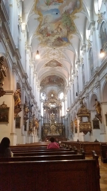 St Peter's Church in Munich