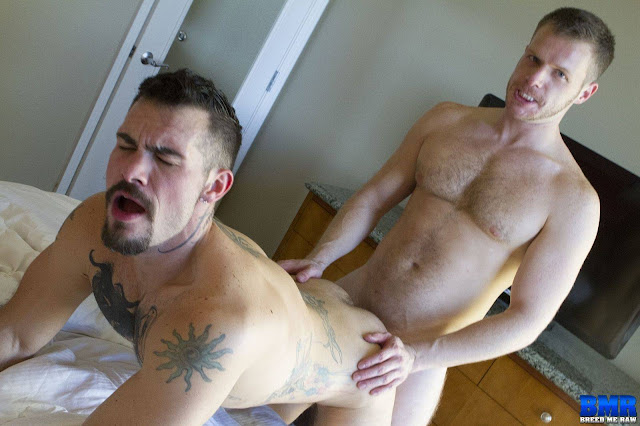 Breed me Raw - Brian Bonds and Aarin Asker