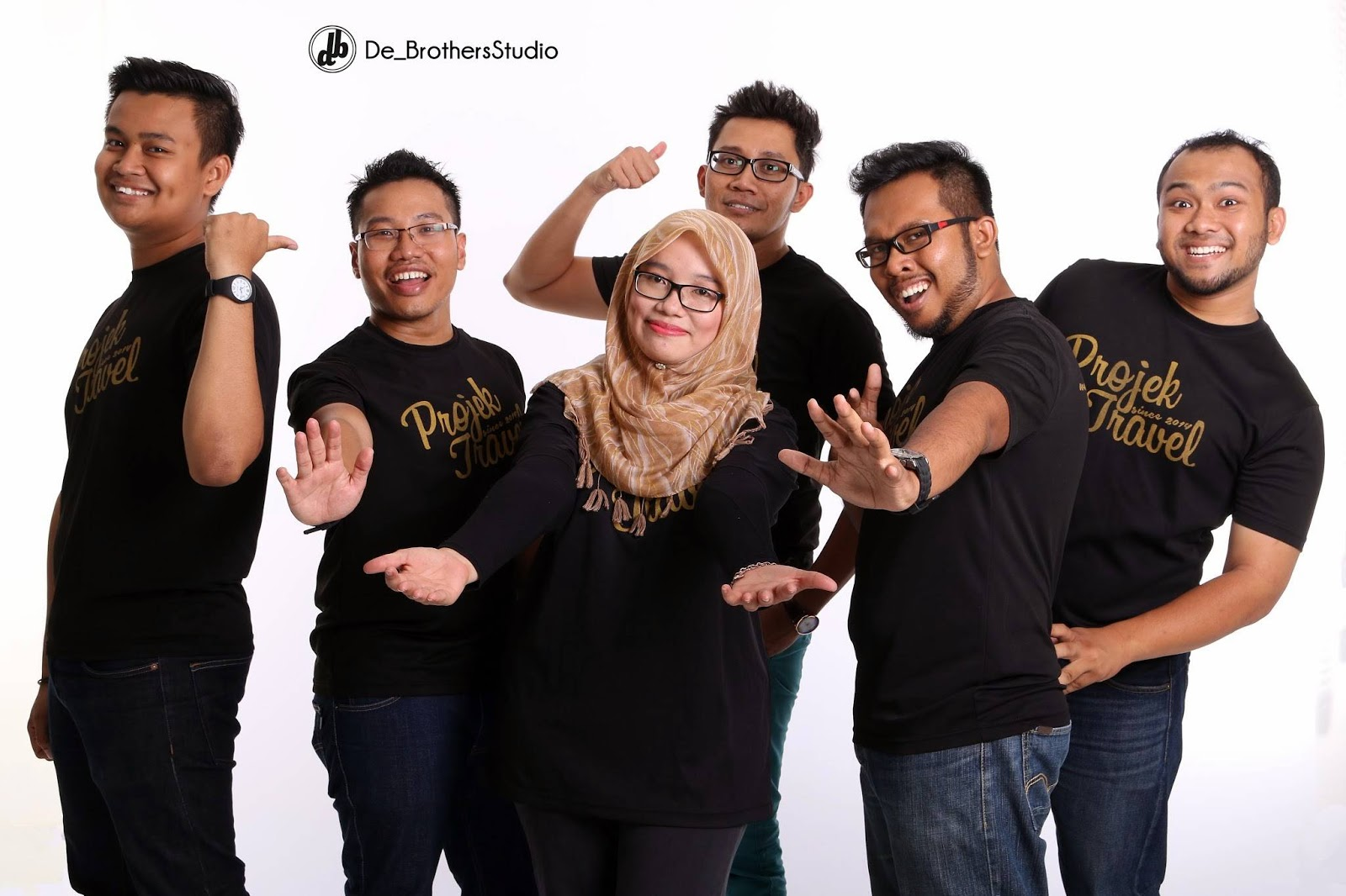 Projek Travel Team