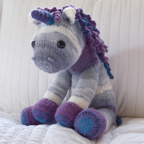 cozy birdhouse | little knit unicorn