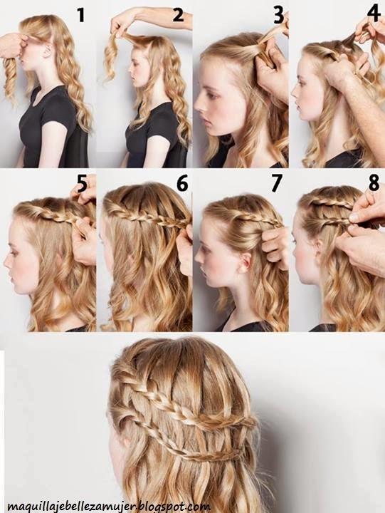 Más de 1000 ideas sobre Peinados Para Pelo Largo en Pinterest  - Peinados Casuales Cabello Largo
