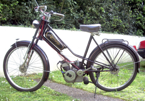 Motorized Bicycle: Motorized Bicycle Gearbox