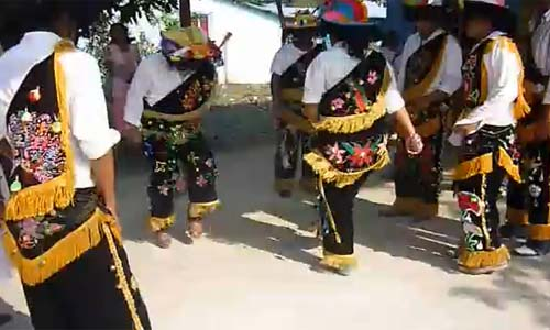 Danza de los Negritos