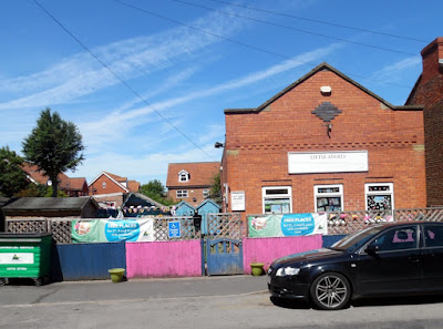 The Little Angels Pre-School on Glebe Road, Brigg