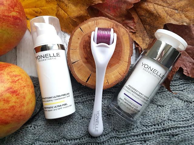 kosmetyki yonelle healthybeauty.pl jesienna pielęgnacja regeneracja 3