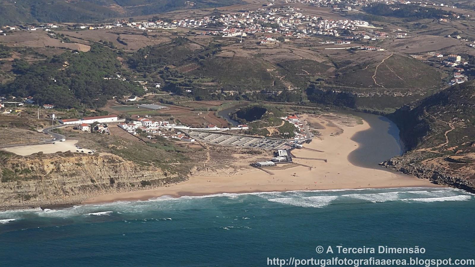 foz do lizandro mapa A Terceira Dimensão: Praia do Lizandro   Foz do Lizandro foz do lizandro mapa