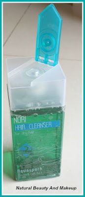 The Nature's Co Nori Hair Cleanser