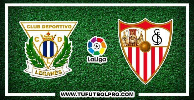 Ver Leganés vs Sevilla EN VIVO Gratis Por Internet Hoy 15 de Octubre 2016