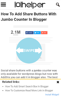 how-to-remove-swipe-next-and-previous-from-blogger-mobile-site