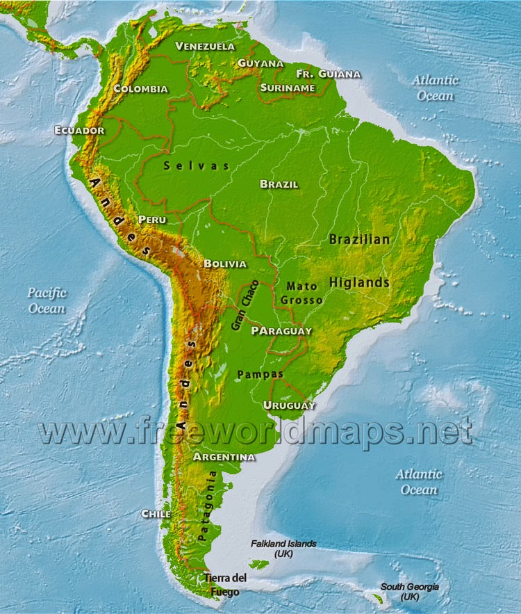 What Is Latin America? Geography, Language and Culture Explained