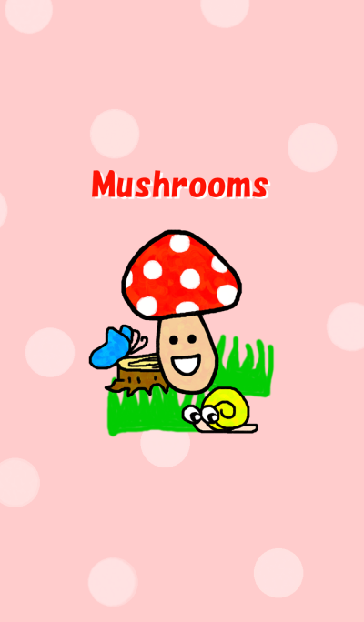 The Fairy of Mushrooms