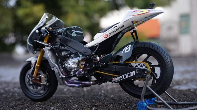 Miniatur MotoGP Indonesia