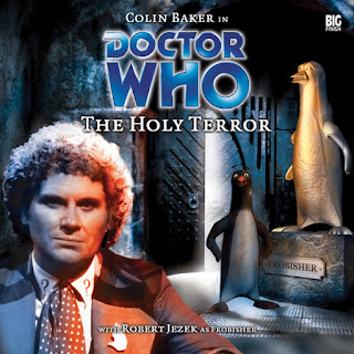 Big Finish Doctor Who The Holy Terror