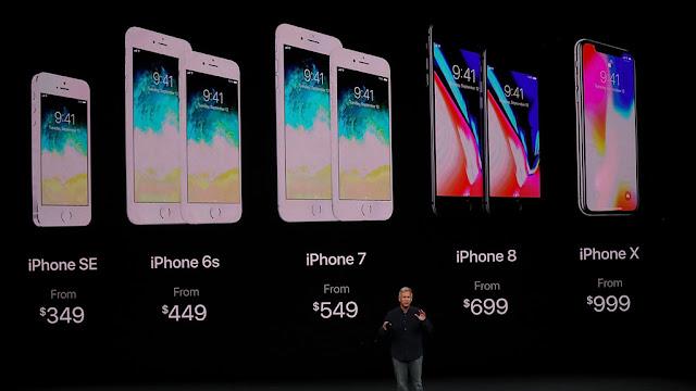 Vì sao iPhone X lại đắt với người dân Mỹ?