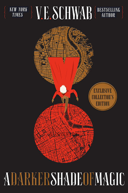 Covers Revealed - Upcoming Works by DAC Authors - Spotlight on V.E. Schwab