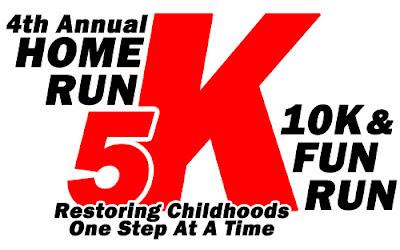 2016 Home Run 5K