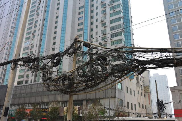 Installation électrique à Xi'an