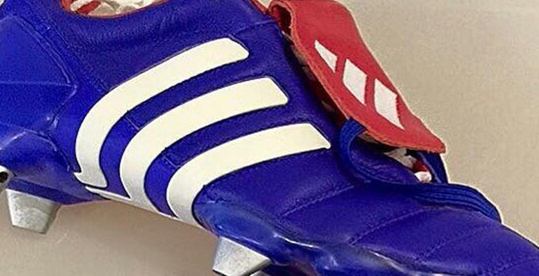 New Adidas Cleats 2020 Adidas To Release Blue Predator Mania 2002 Remake Boots in 2020