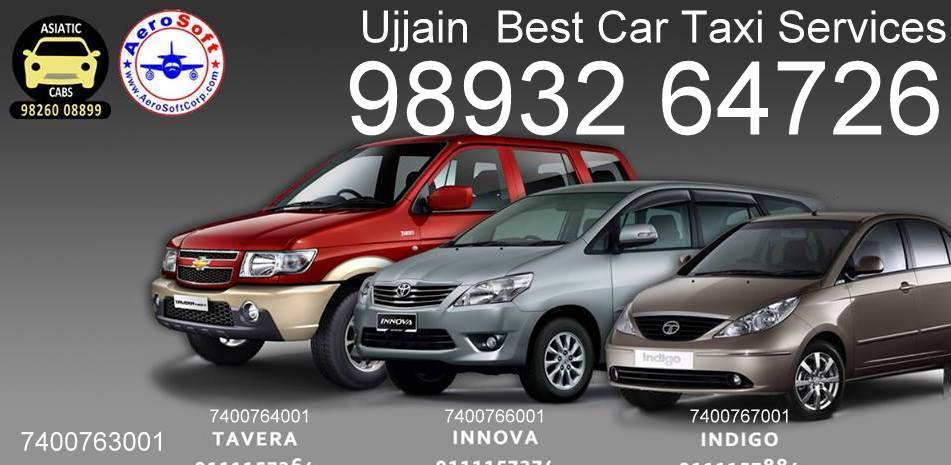 Car Taxi Booking Ujjain   9406841345