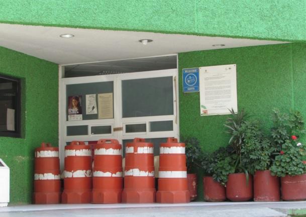 Cerrado, Toluca, edificio
