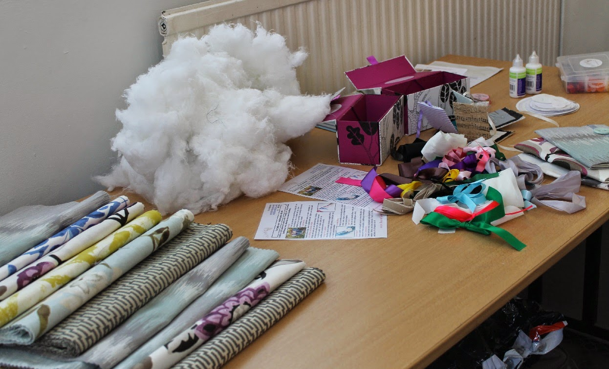 , A Lovely Crafternoon with Hillarys Blinds