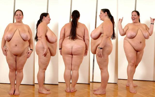 соприкоснулись толстая женщина на кастинге внутрь чужой
