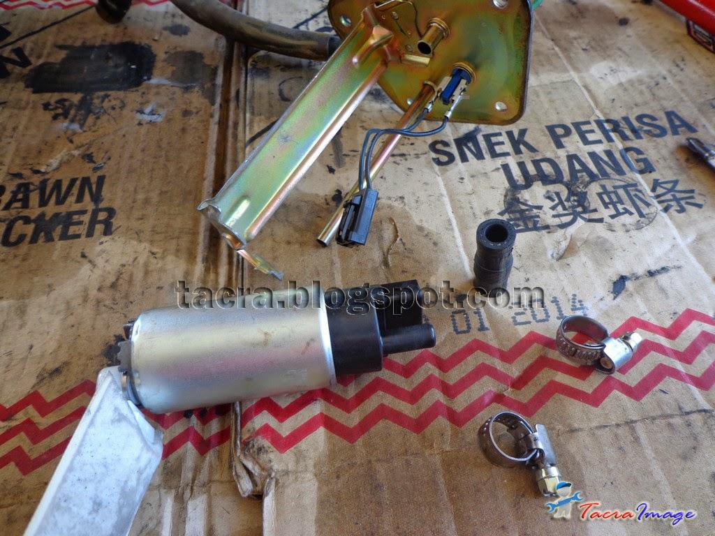 tacra's diy garage: Deatsch Werks (DW200) Fuel Pump