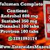 Ciclo de Volumen Completo - precio ( $2,100 Pesos )  Dragon Pharma