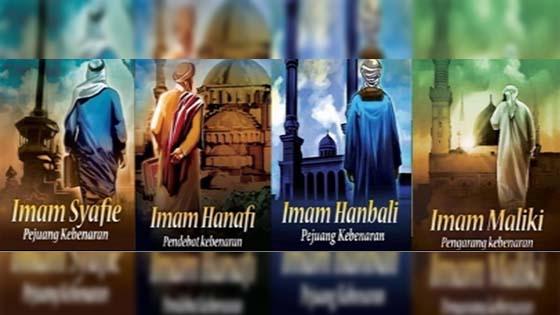 Penjelasan Kenapa Islam Ada 4 Mazhab