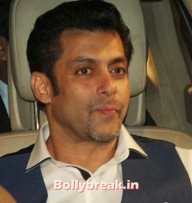 Salman Khan, Filmfare Awards 2014 Red carpet Images