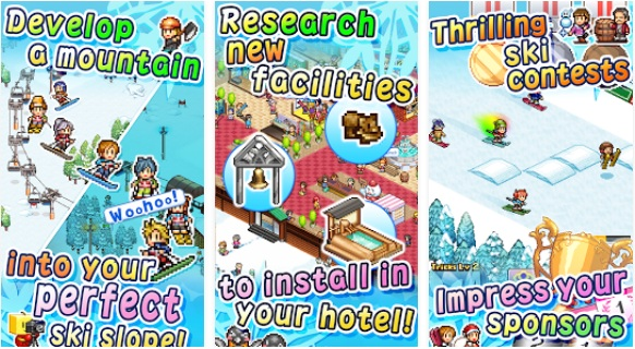 Shiny Ski Resort MOD APK (Unlimited Money)