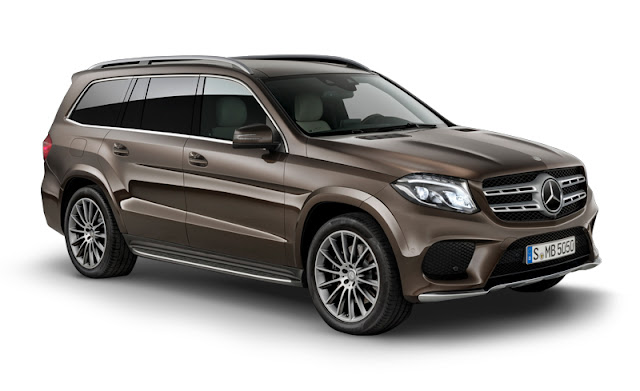 2016 Mercedes GLS 400 4MATIC HD wallpapers