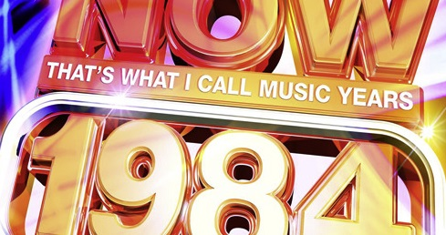 1950de1423e0 The first volume in the UK hit singles compilation Now That s What I Call  Music was released in late 1983. (I originally wrote about the album HERE.