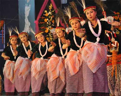 Hindu Festivals of Manipur in India