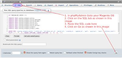 [SOLVED] - Delete Categories in Magento 2 using MySQL & phpMyAdmin