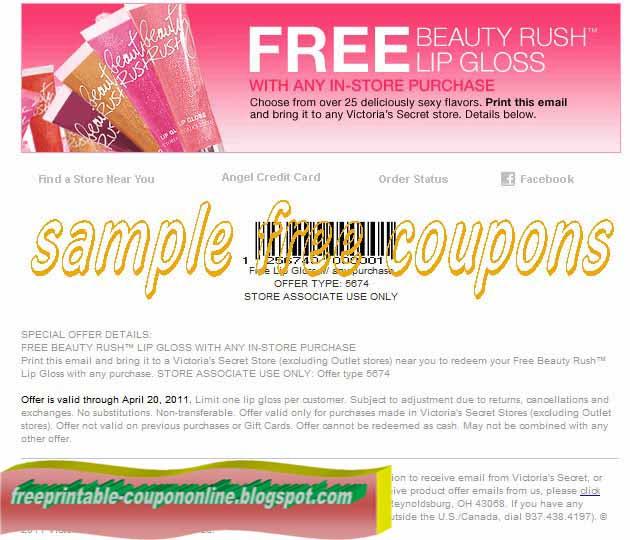 Vs coupon codes