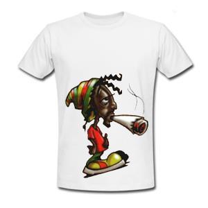 Reggae fumando