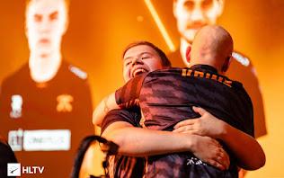 Fnatic bất ngờ đánh bại Astralis để góp mặt trong trận Chung kết DreamHack Malmo