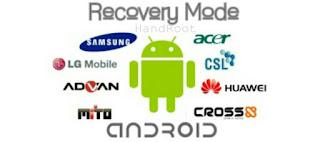 Recovery Mode semua merk dan tipe android