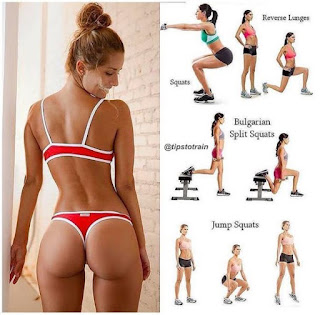 Booty and Legs Workout:  Best Ways To Build a Perfect Glute