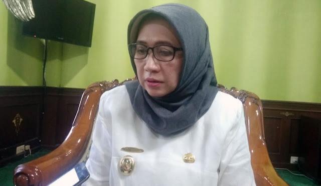 Wakil Bupati Ir. Indah Amperawati, M.Si